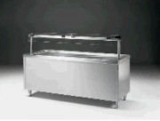 Meuble froid pour self service - 0.26 kW de puissance électrique