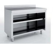 Meuble neutre sans porte - Dimensions : Jusqu'à 2400 x 700 x 850 mm
