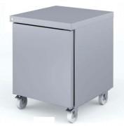 Meuble réfrigéré sur roulettes - Fabrication espagnole - Certifié ISO 9001 et 14001 - Capacité : jusqu'à 600 L