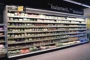 Meubles frigorifique de supermarchés pour produits frais - Pour produits frais