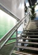 Mezzanine événementiel design - Grande Portée : 6 mètres - Charge maximale : 500 kg/m2