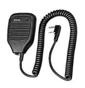 Micro avec haut parleur léger pour Talkie Walkie - Fixé à l'épaule
