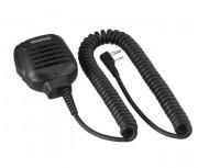 Micro avec haut parleur pour talkies walkies