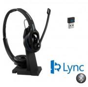 Micro-casque binaural sans fil ML - Optimisé pour Microsoft Lync