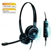 Micro-casque binaural USB ML - Testé et validé par les équipes Microsoft Lync®