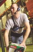 Micro casque téléphonique - Résistance aux chocs : 25 chutes de 1,83 m aux