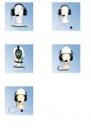 Micro-casques motorola - Avec commande d'alternat manuelle intégrée ou montée en ligne