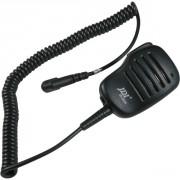 Micro haut-parleur déporté pour talkie walkie Motorola & Cobra - Robuste, fixation à l'épaule