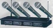 Micro HF haute qualité UHF 404 - GAMME UHF 800MHz