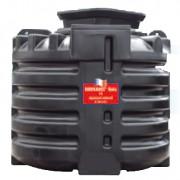 Micro station assainissement - Cuve PE - Assainissement compacte jusqu'à 20 EH