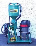 Microbillage sablage grenaillage sans poussiere - Tous types d'abrasifs recyclables
