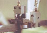 Microlubrification pour sciage - Agent réfrigérant et lubrifiant par buse bi-phasée