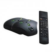 Micros supplémentaires audioconférence avec télécommande