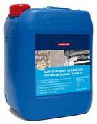 Minéralisant durcisseur de surface - Le minéralisant durcisseur de surface agit sur les conséquences de l'humidité