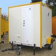 Mini abri pour chantier - D300, D424