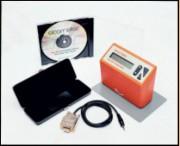 Mini brillancemétre avec logiciel - Modèle statistique monoangle 60° ou deux angles 20/60°