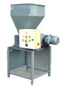 Mini broyeur pour laboratoire - Dimensions avec châssis (Lxpxh) : 730 x 1100 x 1700 mm