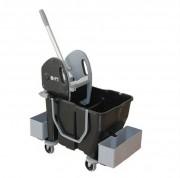 Mini chariot de lavage - Dimensions : 77 x 36 x 88 cm
