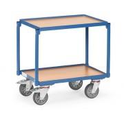 Mini chariot pour bacs - Charge (kg) : 250 - Norme EN 1757-3