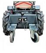 Mini Dumper avec attache remorque - Capacité de charge : 300 kg
