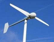Mini éolienne verticale