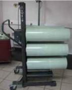 Mini gerbeur en acier peint - Capacité : 250 kg