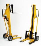 Mini-gerbeur manuel - Capacité : 120 kg