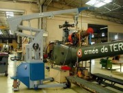Mini grue industrielle 3000 kg - Capacité jusqu'à 3000 kg