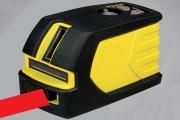 Mini laser croix - Précision : +- 3 mm à 15 m