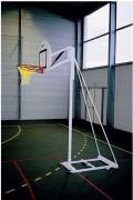 Mini panier de basket mobile