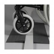 Mini rampe en caoutchouc - Hauteur (cm) : de 0,6 à 4,8