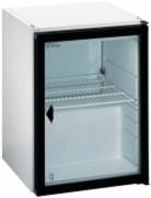 Mini réfrigérateur vitré - Température de fonctionnement: 0°C/+7°C