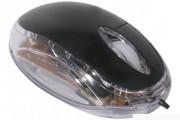 Mini souris optique lumineuse budget