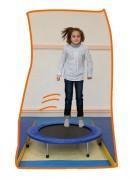Mini trampoline pour enfants - Diamètre (cm) : 100