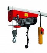Mini treuil électrique compact - 3 modèles : 250 à 1000 kg