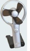 Mini ventilateur usb silencieux - Hauteur  : 14 cm