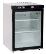 Mini vitrine réfrigérée - Capacité (Net - Brut) : 70 - 72 Litres