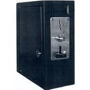 Minuteurs pour accès et services payants - Boite métal peint (Réf. : CT505)