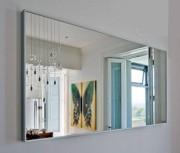 Miroir chauffant - Puissance : De 400 à 900 Watt