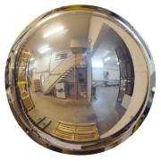 Miroir de sécurité industrielle mural - Garantie 3 ans