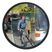 Miroir de sécurité pour deux roues - Distance maximale de l'utilisateur au miroir (m) : 5