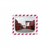Miroir de sécurité pour sites industriels