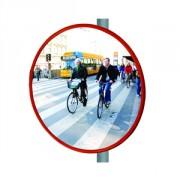 Miroir de signalisation routière - Distance d'observation (m) : de 5 à 7 / Certifié TÜV
