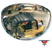 Miroir de surveillance 180° - Distance de surveillance : 1 à 20 m