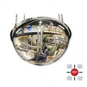 Miroir de surveillance 360° - Distance de surveillance : 3 à 60 m