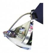 Miroir de surveillance contrôle caisse - Utilisation : intérieure - Garantie : 2 ans