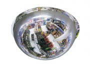 Miroir de surveillance magasin 360° - Distance de surveillance (m) : de 16 - 20 à 50 - 60 / Certifié par le TÜV