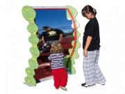 Miroir magique double - Norme EN 1176 / de 1 à 12 ans