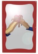 Miroir pour enfants - Dimensions (L x H) cm : 49 x 83 - 85 x 130