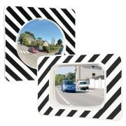 Miroir routier à fixation universelle - Garantie : 3 ans